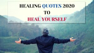 Healing Quotes 2020