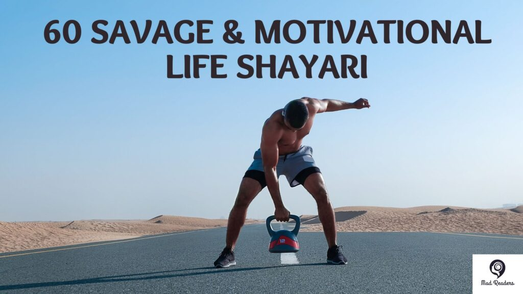 motivational life shayari