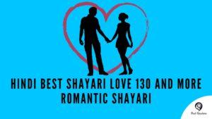 Hindi Best Shayari Love