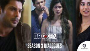 Broken But Beautiful season 3 dialogue